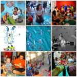 Animacion infantil con los Bigolates de Chocote. Talleres de arte y juego para niños